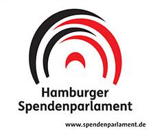 Hamburger Spendenparlament e.V. - Unterstützt durch die Hamburger Volksbank Stiftung