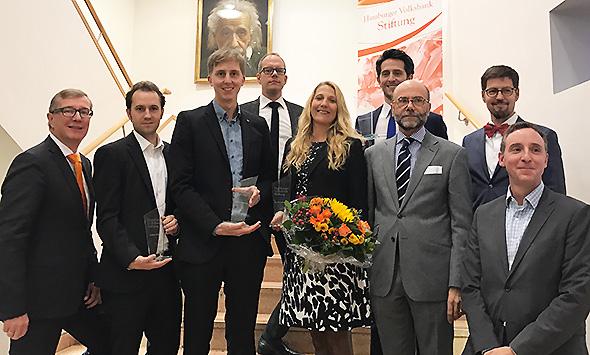 Hamburger Volksbank Stiftungspreis