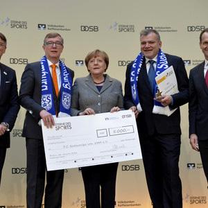 Preisverleihung Sterne des Sports in Berlin 2016